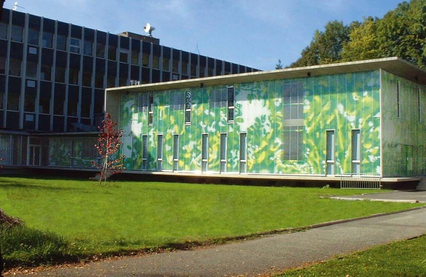 בניינים ירוקים