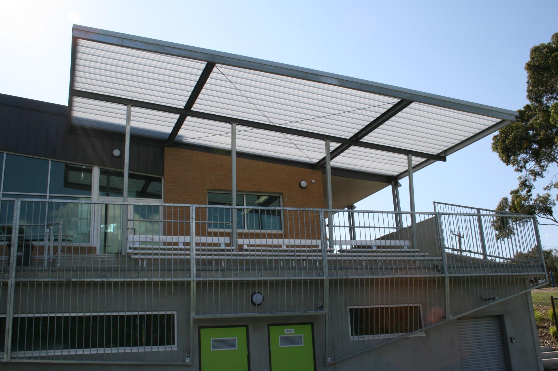 Vic - Warrandyte Reserve Sports Pavilion